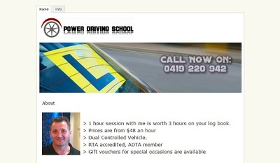 Power Driving School