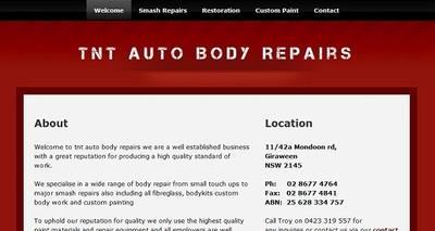 TNT Auto Repairs